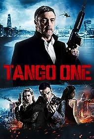 Joseph Millson, Vincent Regan, Elena Martínez, and Sophie Colquhoun in Tango One (2018)