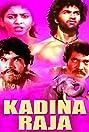 Kadina Raja (1985) Poster