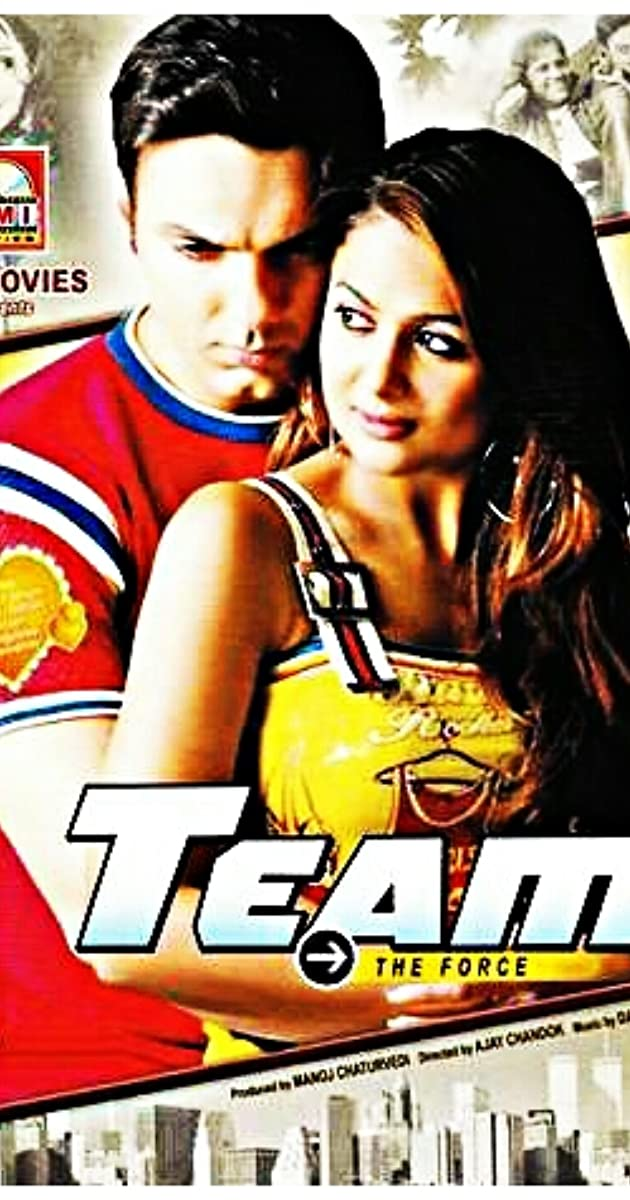 Team - The Force movie free download in hindi hd 1080p
