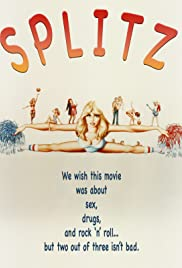 Splitz (1982) Poster - Movie Forum, Cast, Reviews