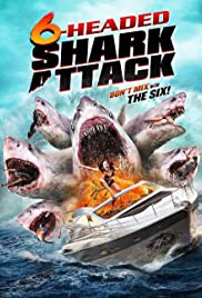6 Headed Shark Attack (2018) Full Movie Watch Online HD