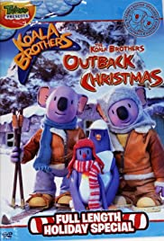 Outback Christmas Poster