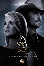 50th Annual Academy of Country Music Awards Poster