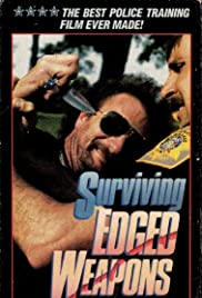 Surviving Edged Weapons (1988) starring Mickey Dawes on DVD on DVD