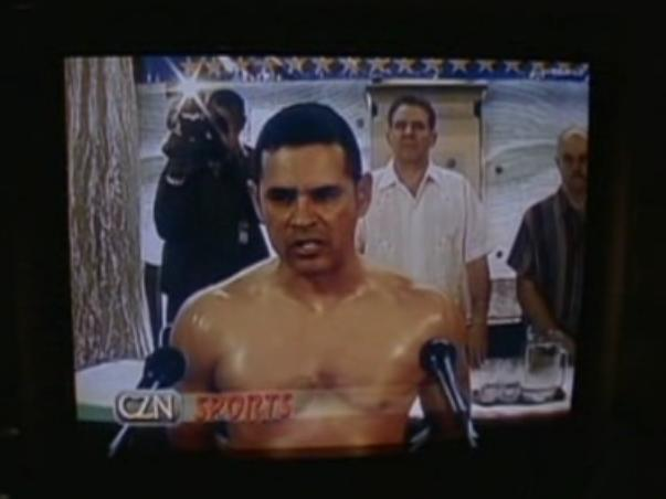 Raymond Cruz in Seven Days (1998)