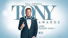 The 73rd Annual Tony Awards (2019 TV Special)