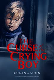 The Curse of the Crying Boy Poster