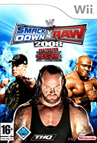 Primary photo for WWE SmackDown vs. RAW 2008