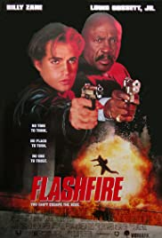Flashfire Poster
