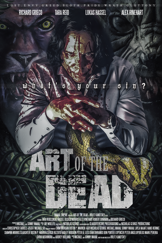 Art Of The Dead 2019 Imdb