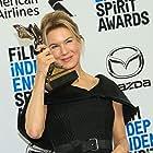 Renée Zellweger at an event for 35th Film Independent Spirit Awards (2020)