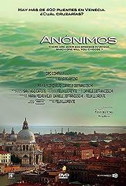 Anónimos Poster