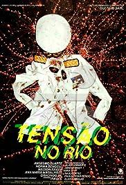 Tensão no Rio Poster