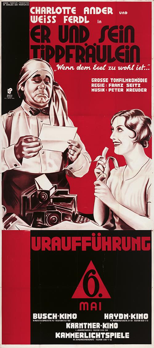 Wenn dem Esel zu wohl ist... (1932)