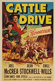 Cattle Drive (1951) 1080p
