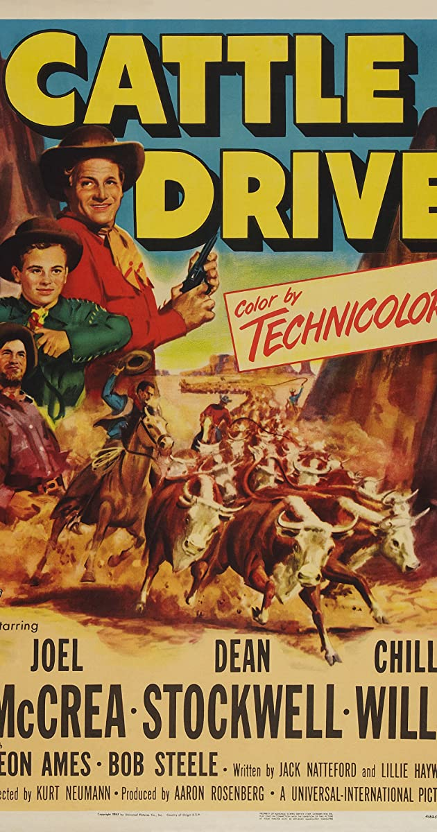 Subtitle of Cattle Drive