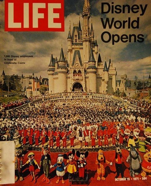 The Grand Opening Of Walt Disney World Tv Movie 1971 Imdb