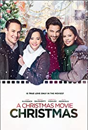 A Christmas Movie Christmas Poster