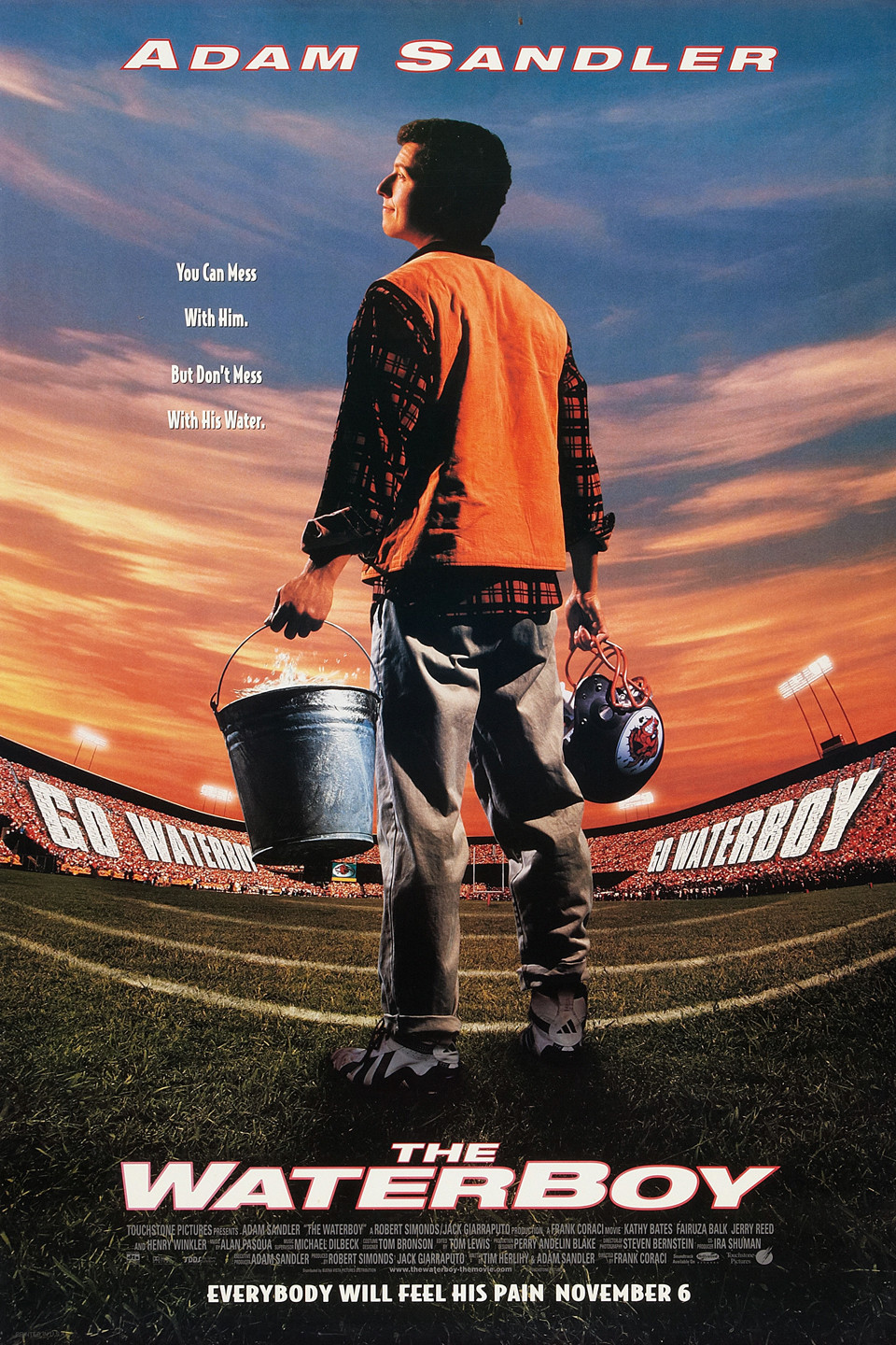 waterboy french