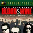Jennifer Lopez, Jack Nicholson, and Stephen Dorff in Blood and Wine (1996)