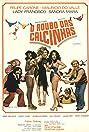 O Roubo das Calcinhas (1975) Poster