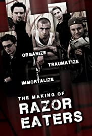 Organize, Traumatize, Immortalize: The Making of 'Razor Eaters' Poster