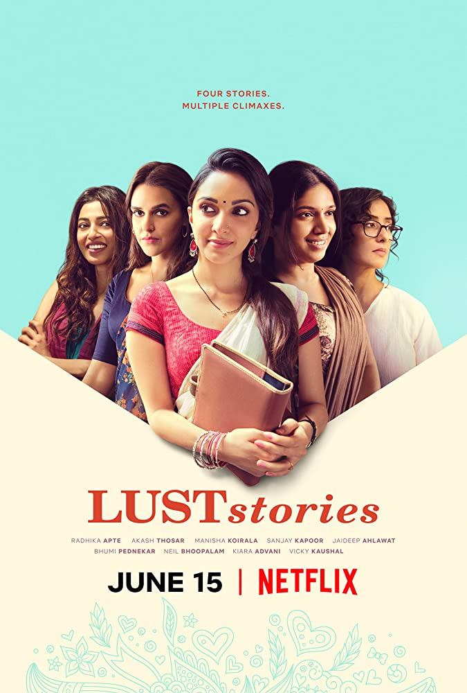 Lust Stories (2018) Hindi WEB-DL – 200MB | 450MB | 700MB – Download & Watch Online