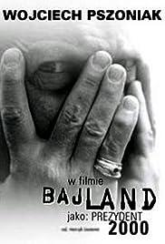 Bajland Poster