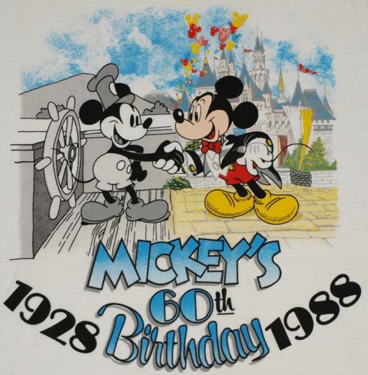Mickeys 60th Birthday TV Movie 1988