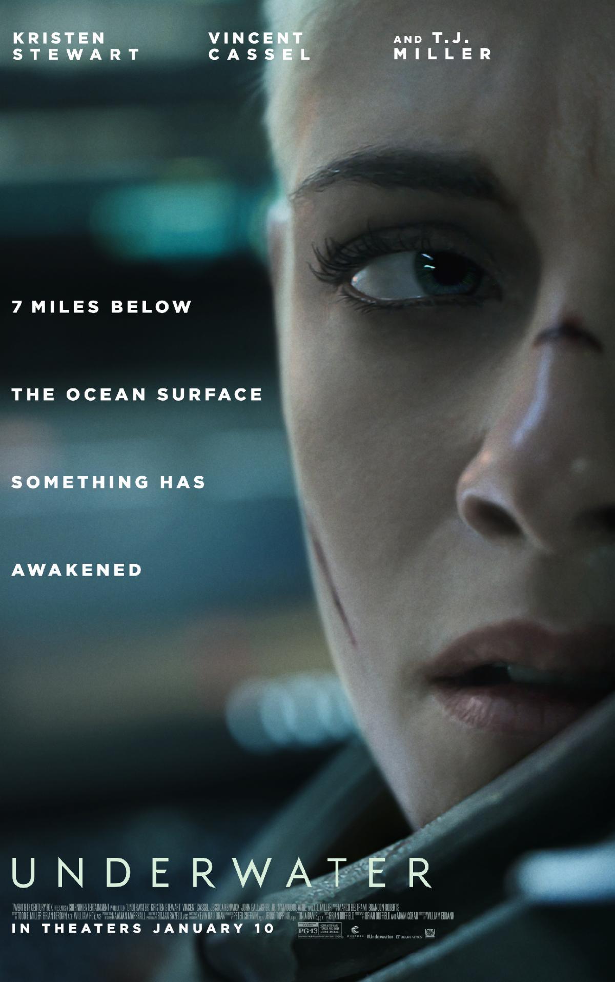 PO VANDENIU (2020) / Underwater