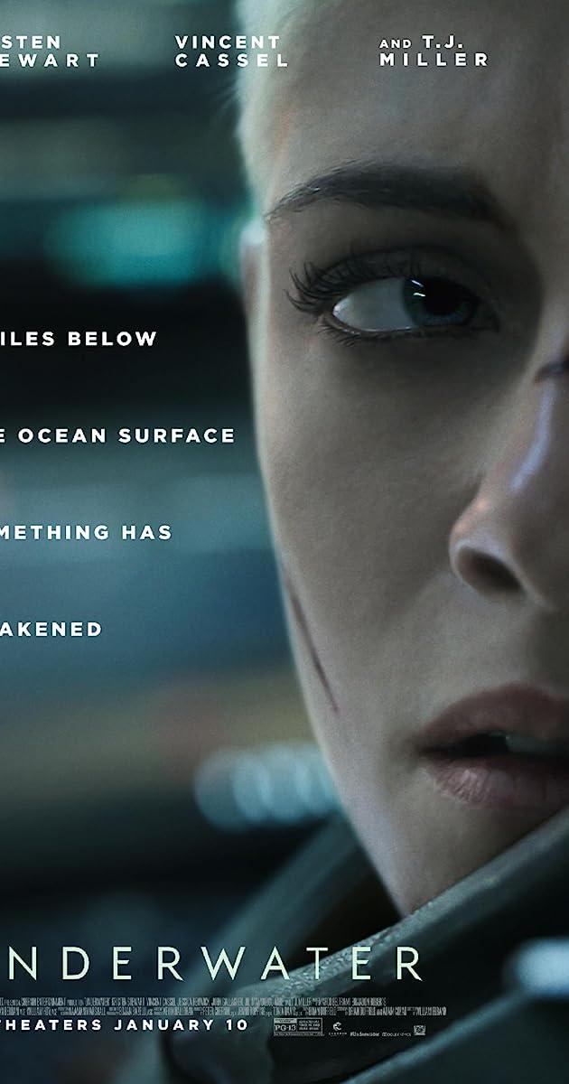 Underwater / Po vandeniu 2020