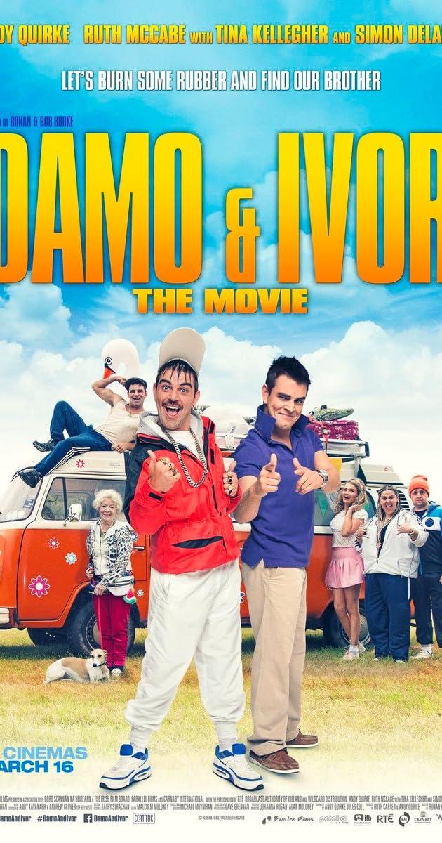 Subtitle of Damo & Ivor: The Movie