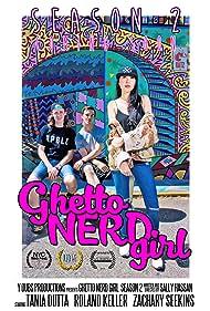 Roland Keller, Zachary Seekins, and Tania Dutta in Ghetto Nerd Girl (2013)
