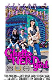 Ghetto Nerd Girl Poster