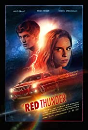 The Red Thunder Poster