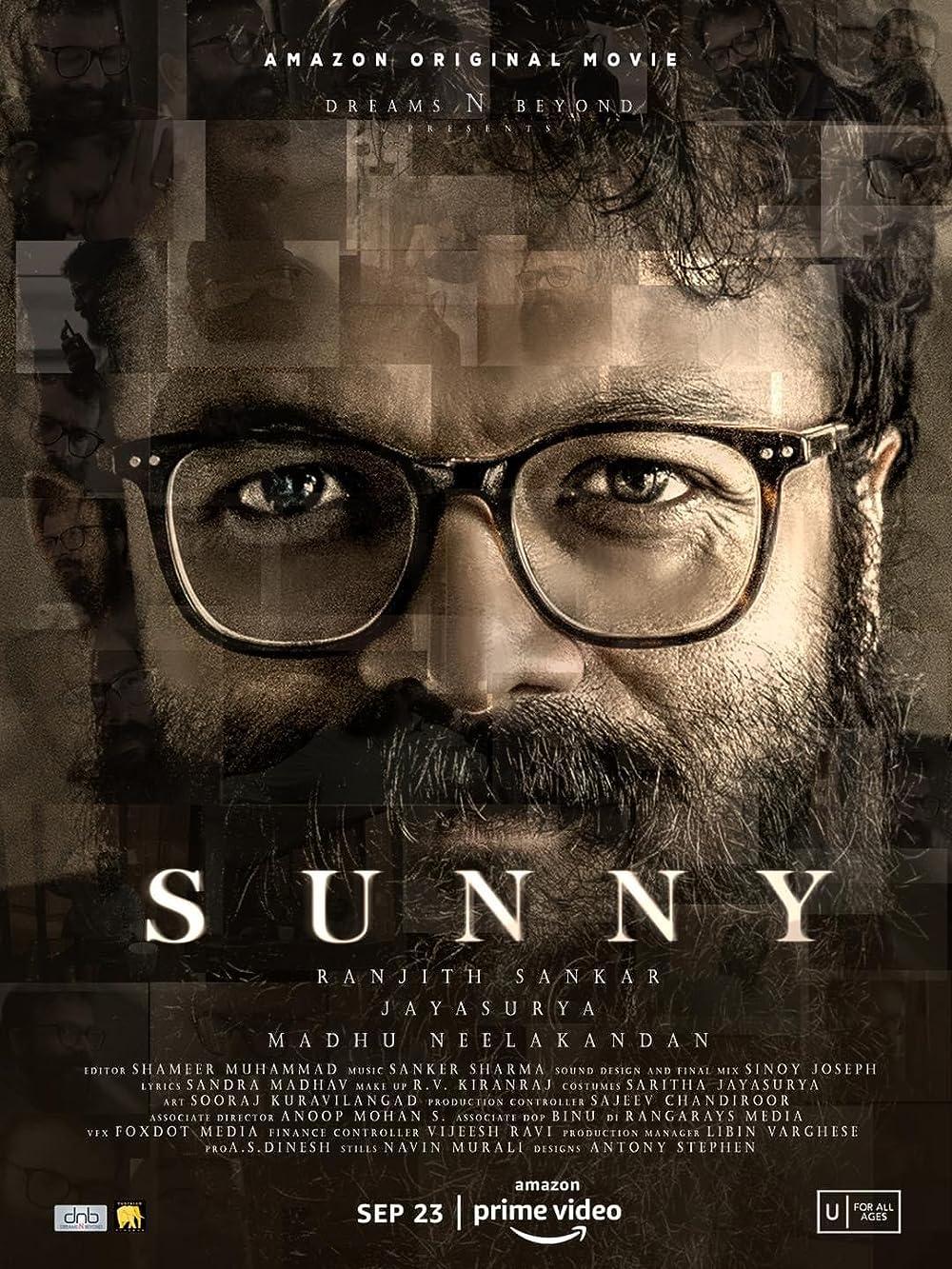 Sunny 2021 Malayalam 480p AMZN HDRip 351MB ESub Download