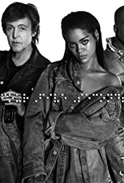 Rihanna Feat. Kanye West & Paul McCartney: FourFiveSeconds Poster