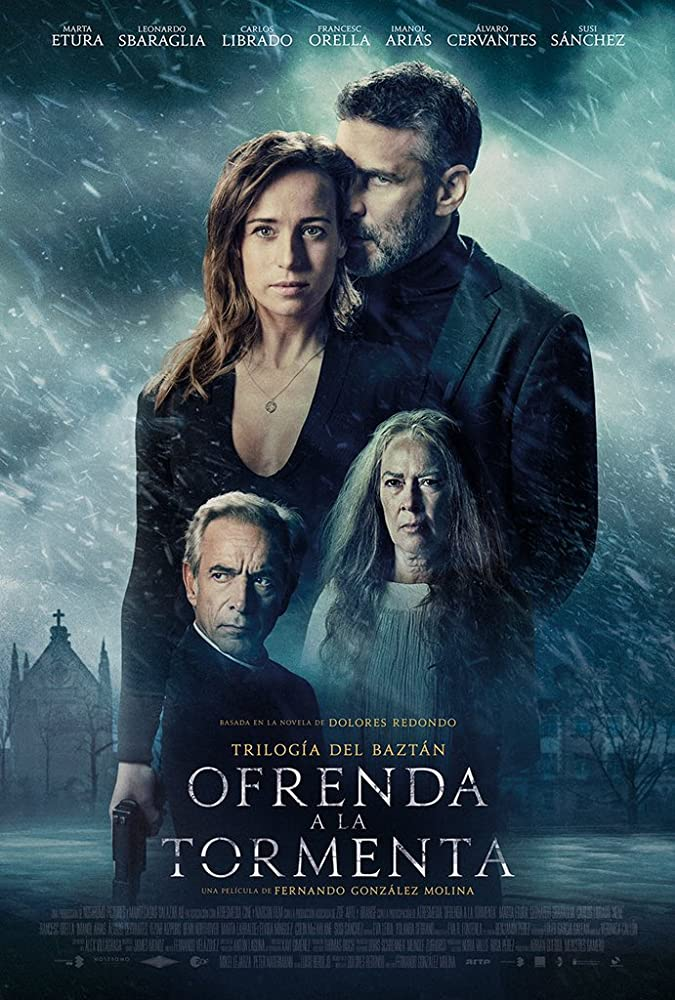 Offering to the Storm 2020 English 400MB HDRip 480p ESubs Download