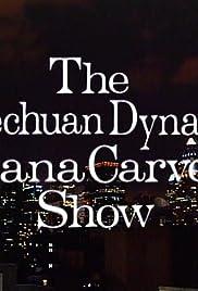 The Szechuan Dynasty Dana Carvey Show Poster