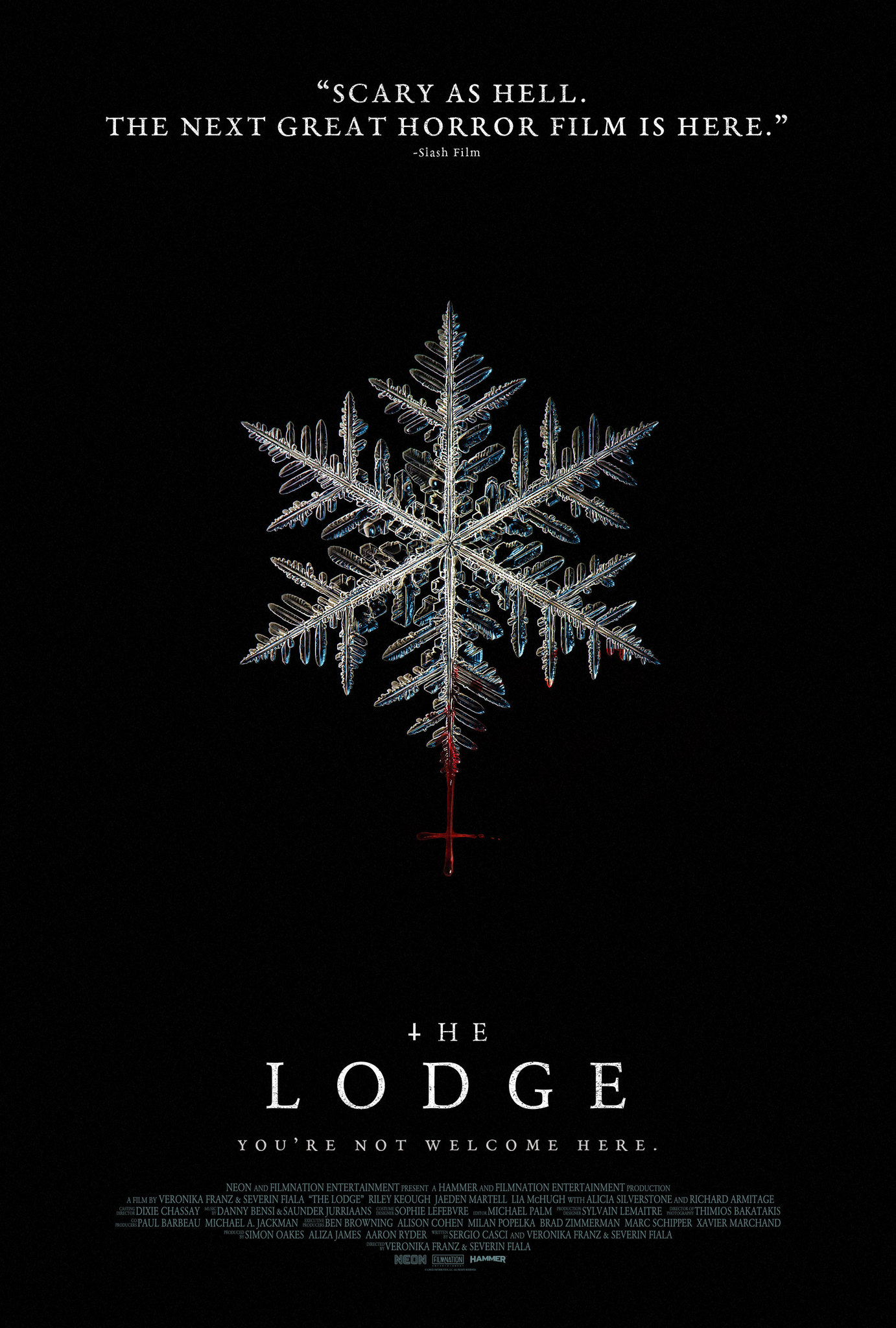 The Lodge (2019) - IMDb