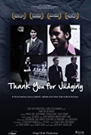 Thank You for Judging Poster