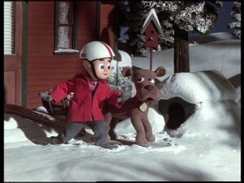 Davey & Goliath's Snowboard Christmas