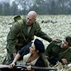Kimberley Hews, Tyler Cole, and Kyle Hotz in Operation Dunkirk (2017)