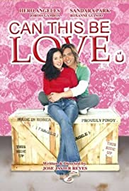 Can This Be Love Poster