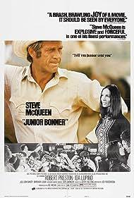 Steve McQueen and Barbara Leigh in Junior Bonner (1972)