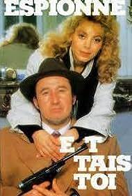 Jean-François Balmer and Grace de Capitani in Espionne et tais-toi (1986)