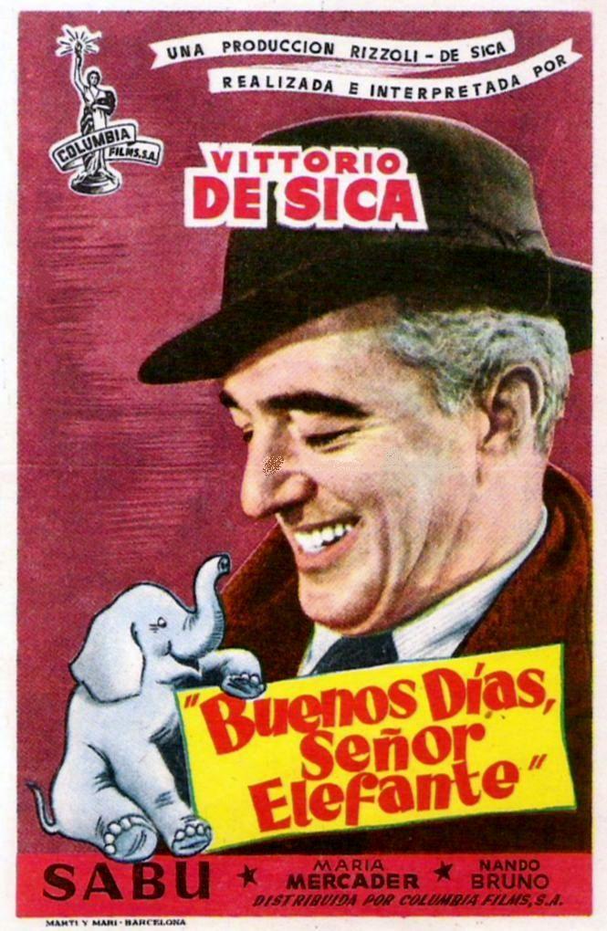 Buongiorno, elefante! (1952)