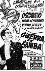 Guerra ao Samba (1956) Poster