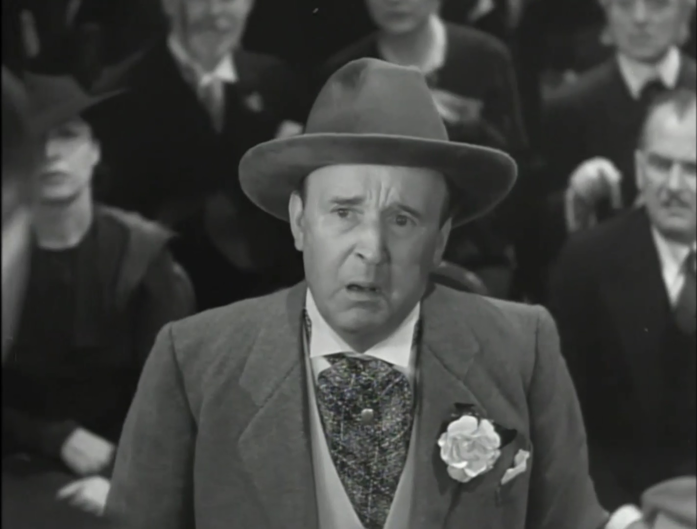 Dudley Digges in I Am a Thief (1934)