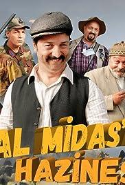 Kral Midas'in Hazinesi Poster